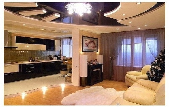 Дизайны 3-х комнатных квартир в панельных домах