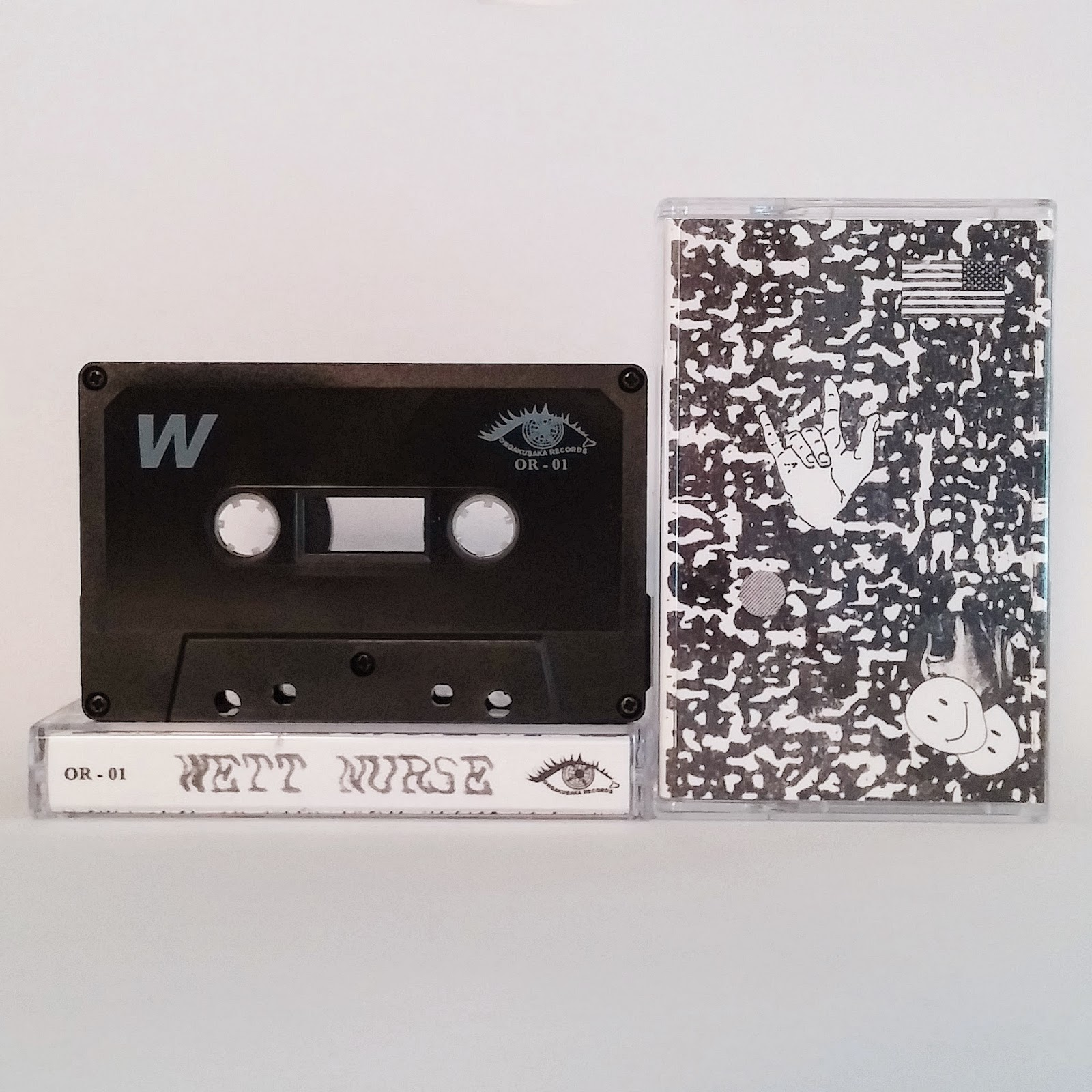 Wett Nurse - Hissy Fit EP