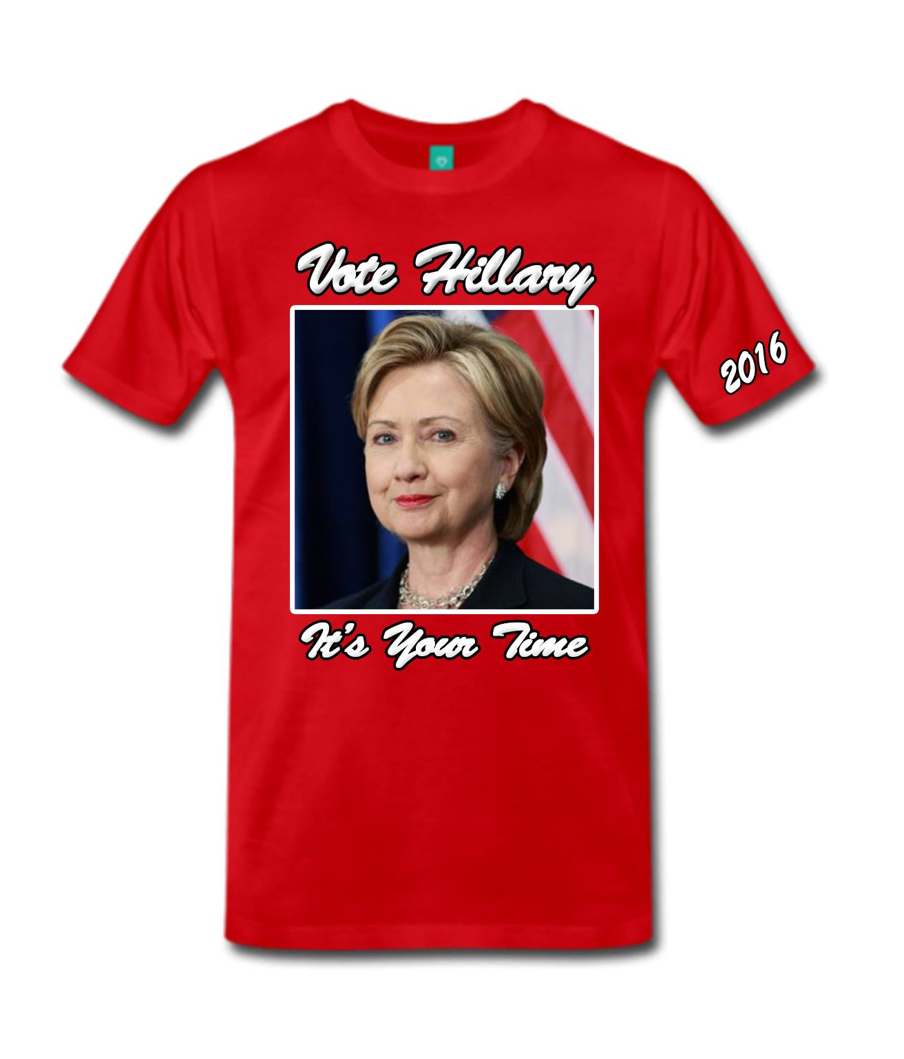 American President Election T-Shirts Design!