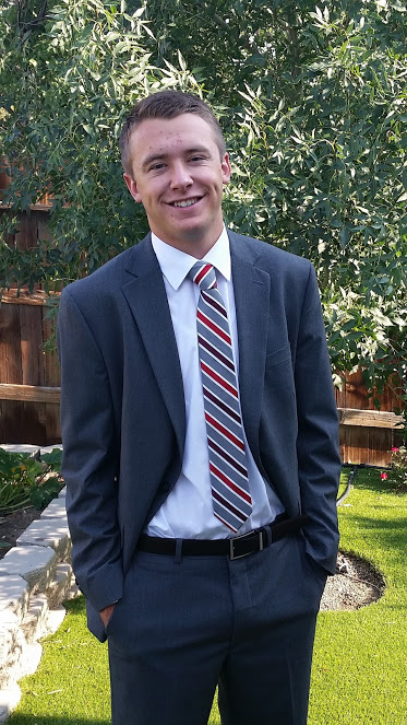 Elder Waite. Rancagua, Chile Mission