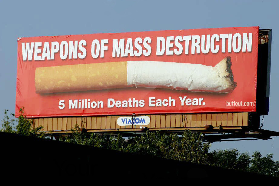 Ineffective Ads