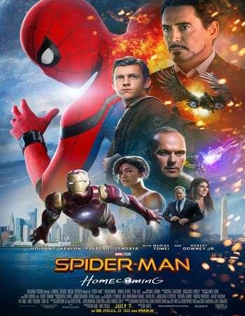 spider man homecoming 2017 english 300mb hdtc movie