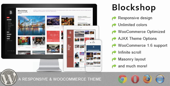 ColorVila - BlockShop WordPress Theme v1.0