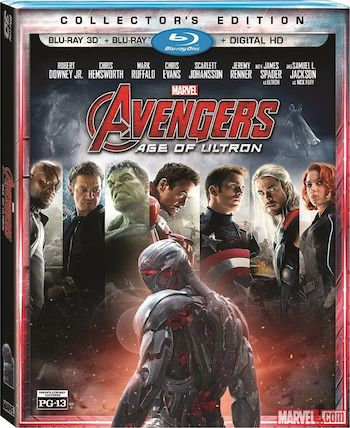 Avengers Age of Ultron 2015 BluRay 3D Full Movie