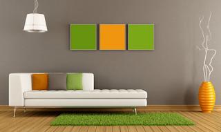 Dekorasi Rumah Indah Menempatkan Karpet dengan Motif yang Unik