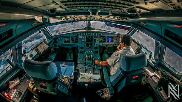 Journey of a Pilot