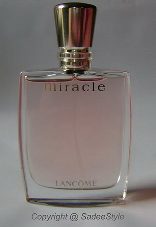 Miracle for women by Lancome Eau de Perfume Spray Review