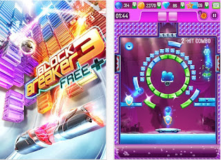 Download Block Breaker 3 Free+ For iPhone