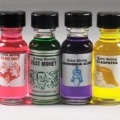 extar strong spiritual oils