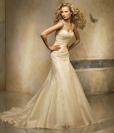 Vestidos de novia en mundo e