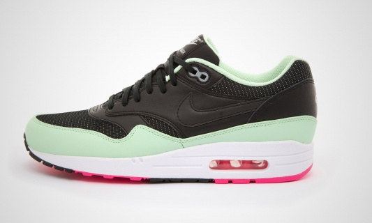Nike Air Max 1 FB Schwarz/Mint