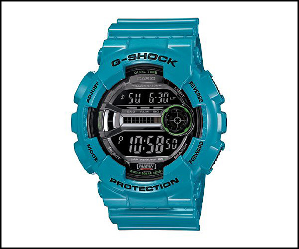 Casio G-Shock GD110-2 60 Lap Memory