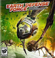 Earth Defense Force Insect Armageddon 2011 PC Full Español Skidrow Descargar DVD5