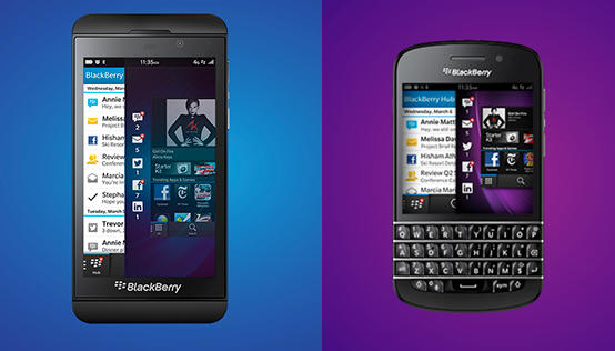Blackberry Messenger permitirá compartir pantalla en #BlackBerry10.