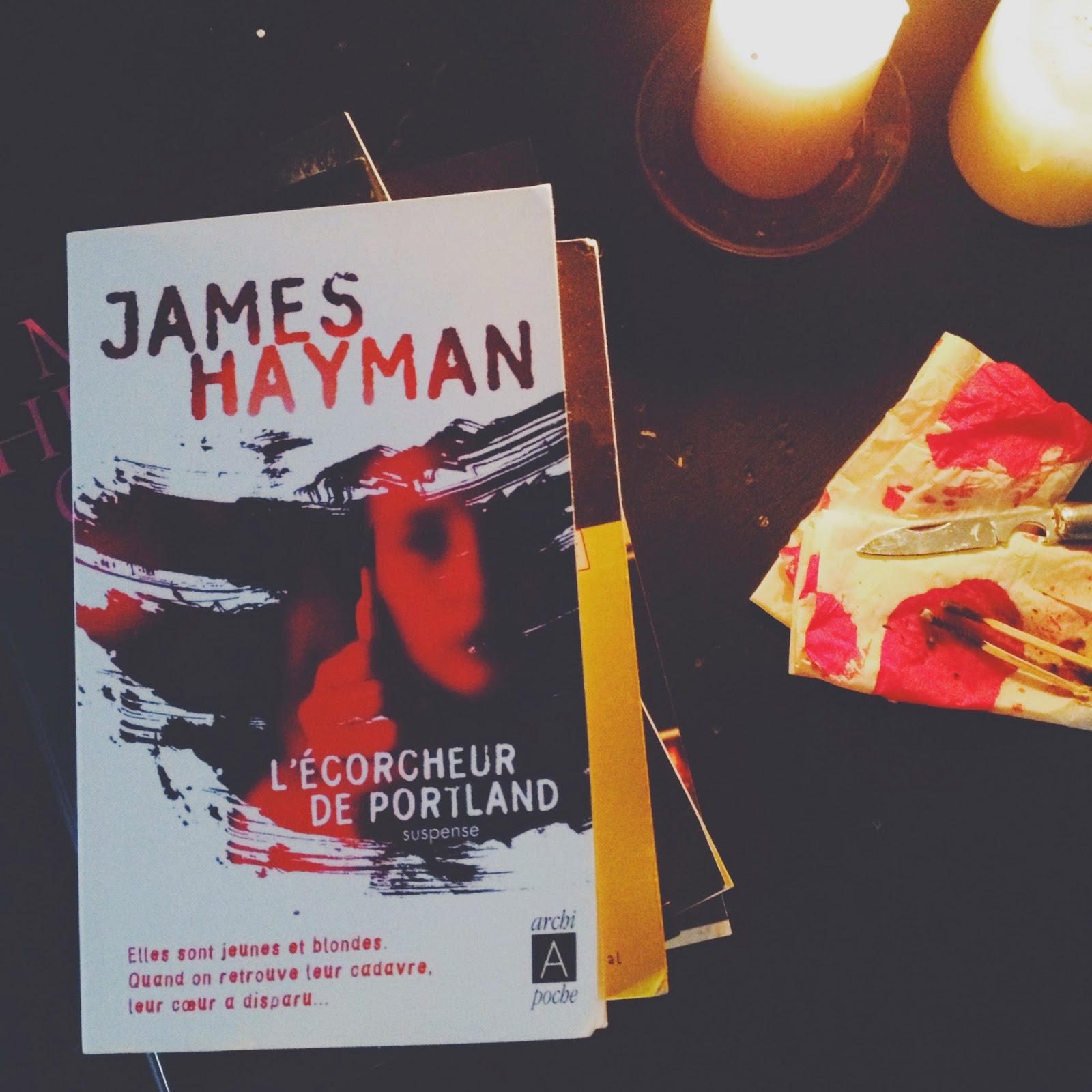 L'écorcheur de Portland James Hayman