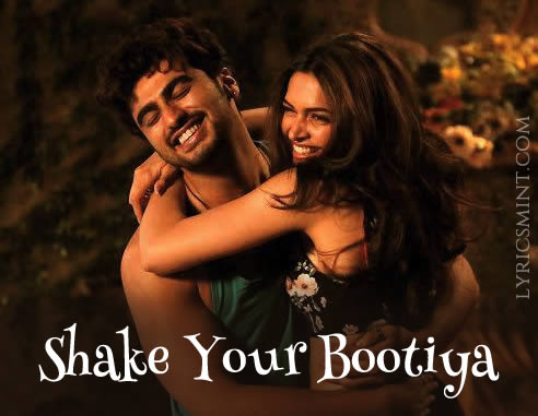 Shake Your Bootiya - Finding Fanny