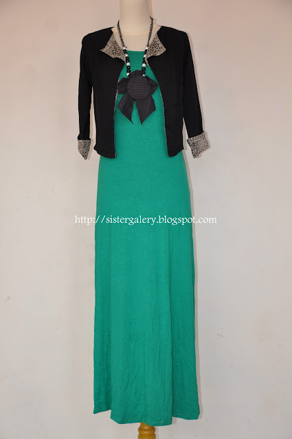 Dress bahan kaos