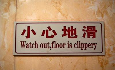 Chinese English When Translation Gone Wrong Funnilogy