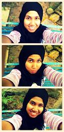 Jass Nuur Sarah Arina, 20. Student of UiTM Negeri Sembilan.