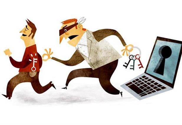 Las claves de acceso son el problema más grave de la seguridad informática