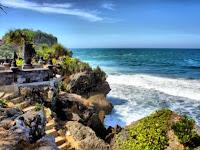 Eksotisme Pantai Ngobaran Yogyakarta
