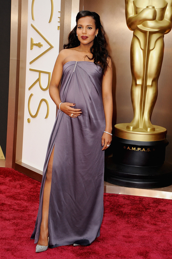 Kerry Washington's Oscar 2014 Dress by: Jason Wu