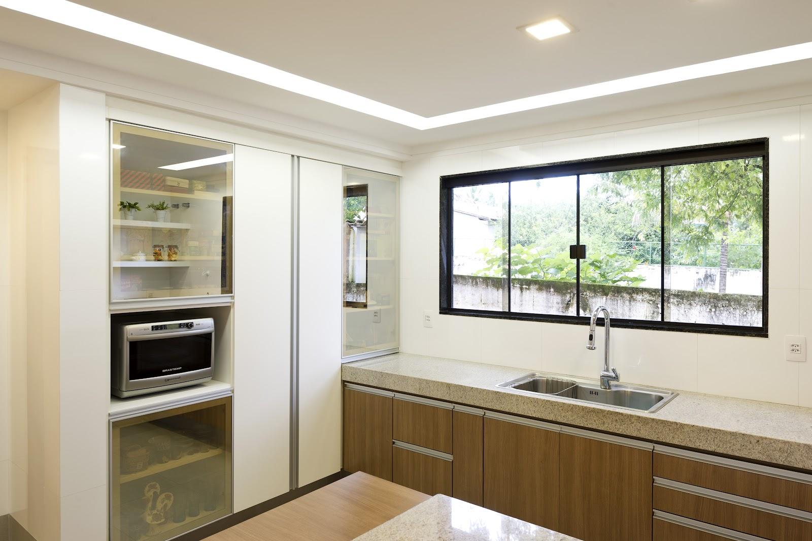 Studio 161 Arquitetura & Design: Projeto Cozinha Sr. Yuki Mukai #614724 1600 1065