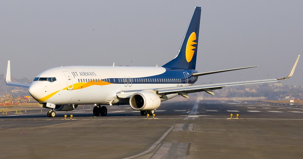jet airways uses boeing 737 performance improvement package and other measures to reduce fuel. Black Bedroom Furniture Sets. Home Design Ideas