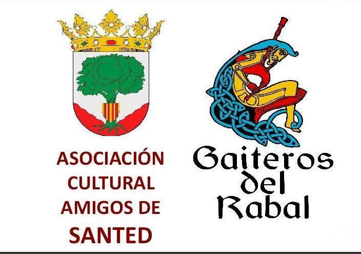 Amigos de Santed y los Gaiteros del Rabal