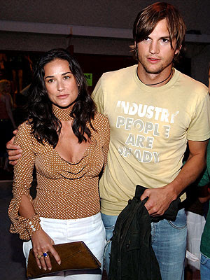 Ashton Kutcher Girlfriend