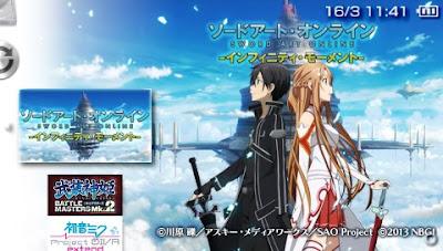 Sword Art Online: Infinity Moment third trailer - Gematsu