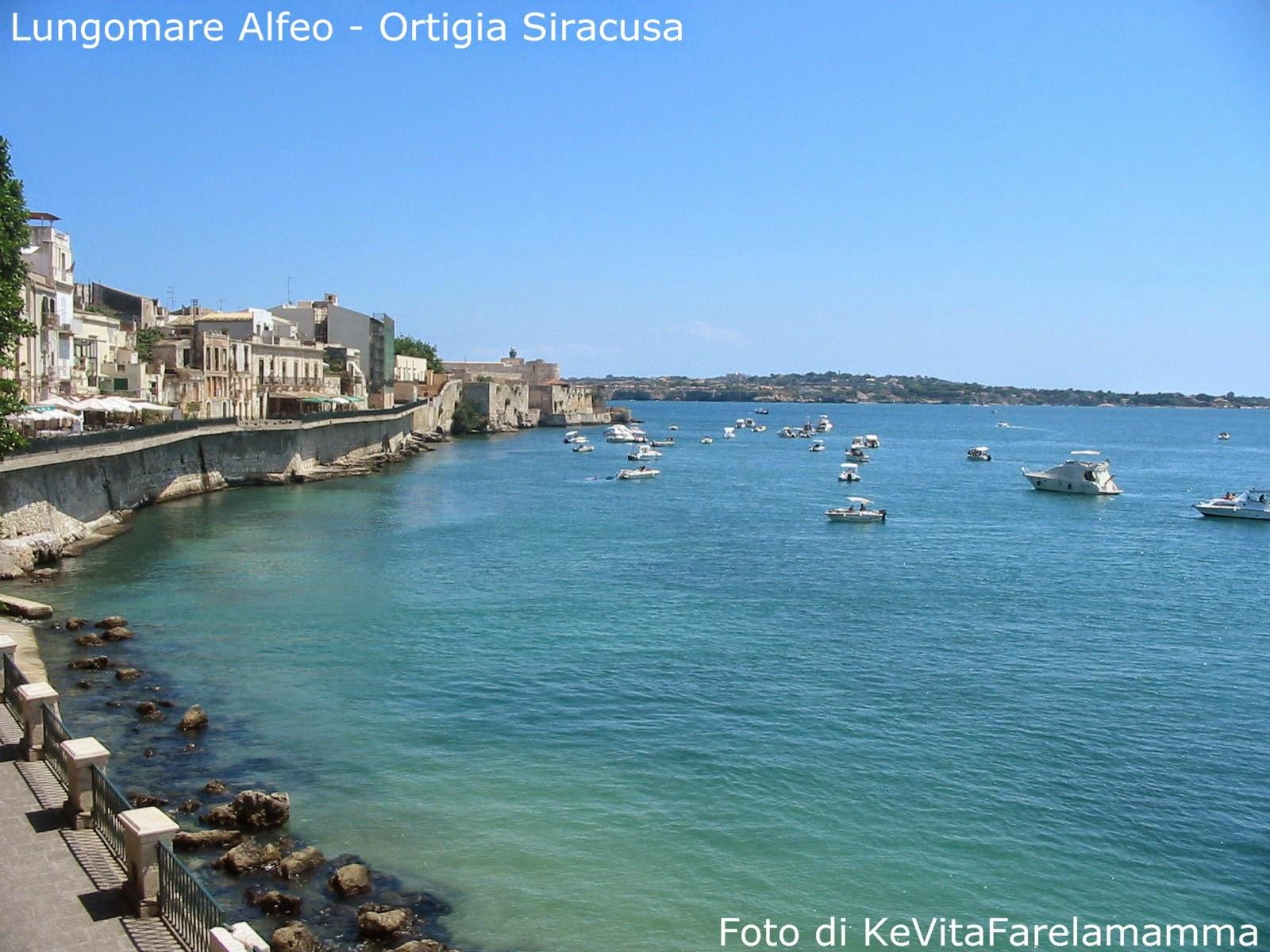 Le vacanze in quel di siracusa kevitafarelamamma for Siracusa vacanze mare