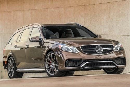 Elliott mercedes benz e class wagon for Mercedes benz e class wagon amg