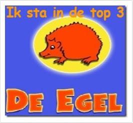 18 augustus 2020 in top 3 bij challenge de Egel