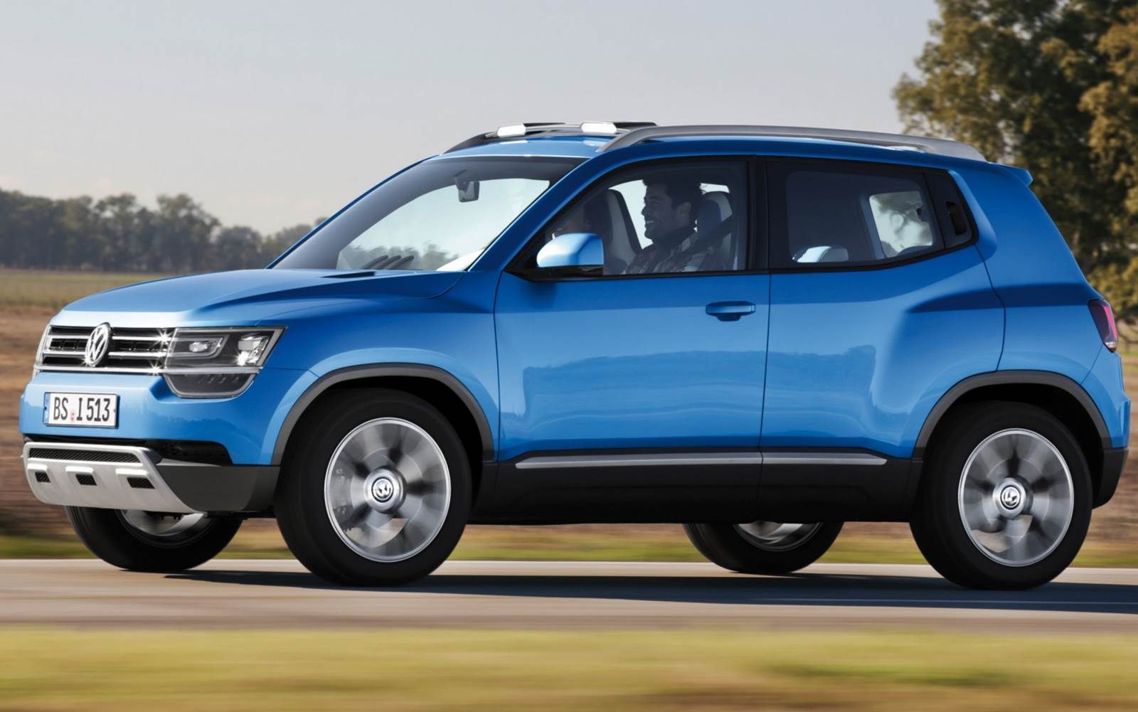 Volkswagen Taigun - SUV do up!