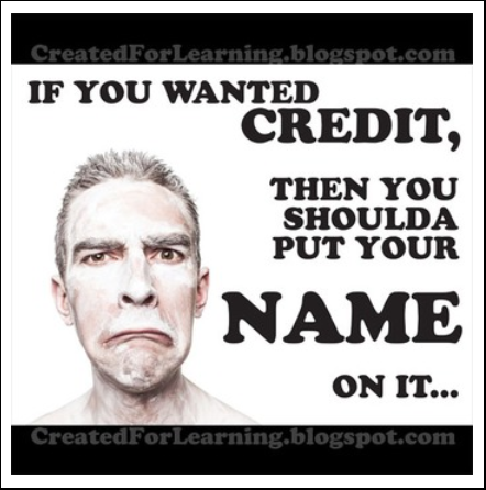 https://www.teacherspayteachers.com/Product/No-Name-Poster-If-You-Wanted-Credit-1557842