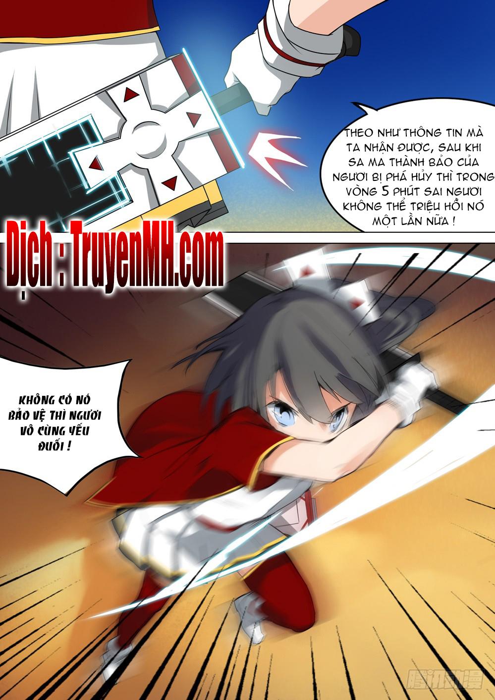 Ngân Chi Thủ Mộ Nhân Chap 211 Upload bởi Truyentranhmoi.net