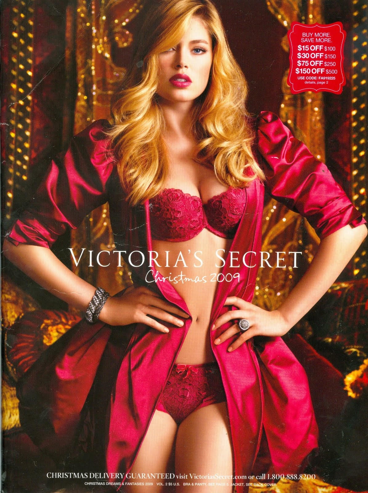 Victoria's Secret Comes To London