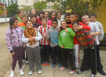 TODOS JUNTOS-6º EP-curso 2012-13