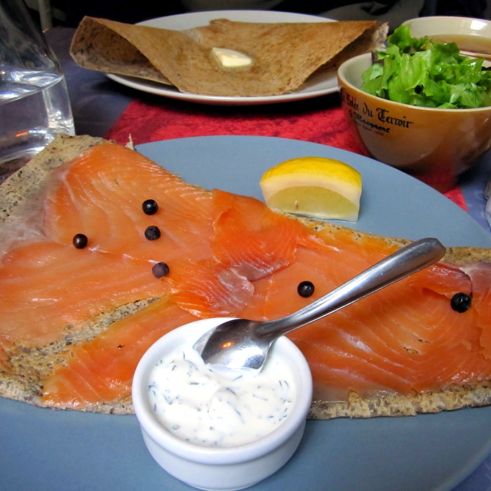 Little Breizh Paris France Sea Chic Galette