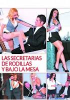 Las secretarias de rodillas bajo la mesa xxx (2014)