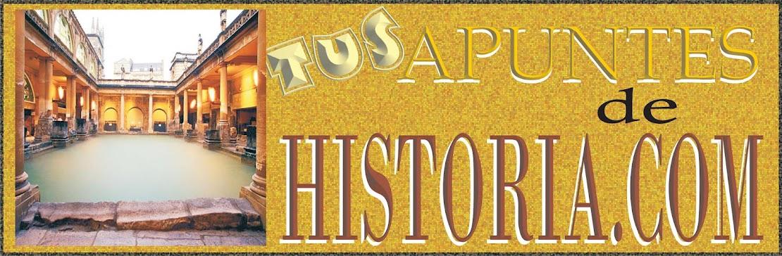 TUS APUNTES DE HISTORIA