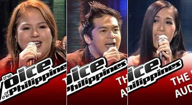 Watch Karla Estrada, Doki and Rox Puno on The Voice of the Philippines Season 2 Blind Audition Video Replay