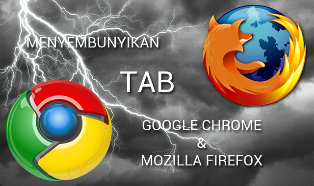 Cara Cepat Menyembunyikan Tab pada Browser
