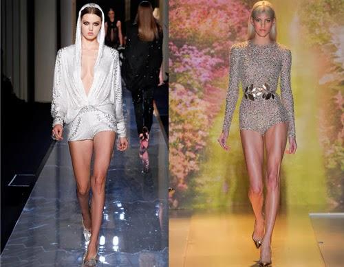 Atelier Versace and Zuhair Murad