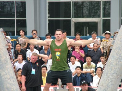 Kevin Nee Model Strong Man: Great Stro...