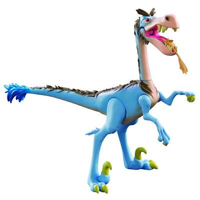 TOYS : JUGUETES - DISNEY El Viaje de Arlo  Bubbha : Dinosaurio | Figura Grande - Muñeco   The Good Dinosaur - Large Figure - Bubbha  Producto Oficial Película 2015 | Tomy - Bizak | A partir de 3 años  Comprar en Amazon España & buy Amazon USA