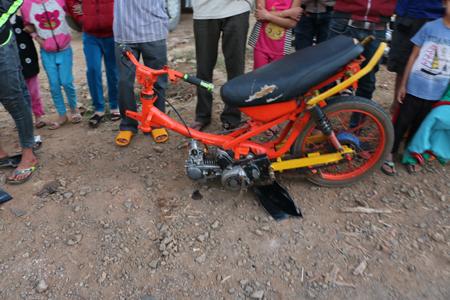 Gia Lai: Tai nạn giao thông liên tiếp, 6 người nhập viện