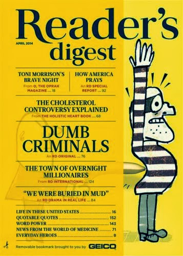 Reader's Digest - April 2014