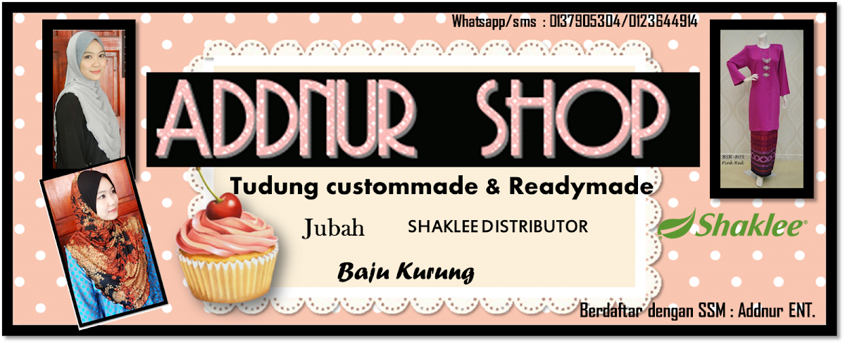 (^.^) AddnuR shOp